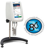 "80 Year Anniversary 10% Off Special with Brookfield ""DV3T Touch Screen Rheometers"""