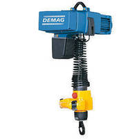 Demag DCMS-Pro Chain Hoists Selected by Midwest Manufacturer of High Capacity Hydraulic Cylinders and Integrated by Cynergy Ergonomics