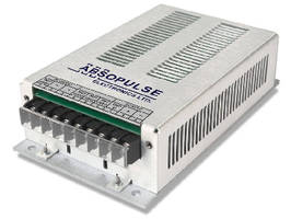 Railway DC-DC Converter meets RIA 12 withstand capacity.