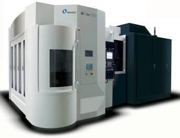 Five-Axis HMC targets manufacturers of small, complex parts.