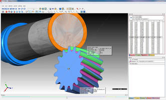 CAM Software affords gear and spline manufacturing flexibility.