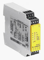 Standstill Motor Monitor serves machine safety applications.