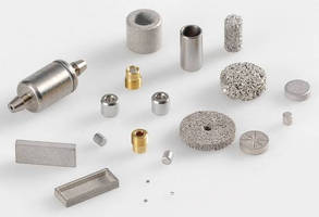 Porous All-Metal Membrane comes in various form factors.