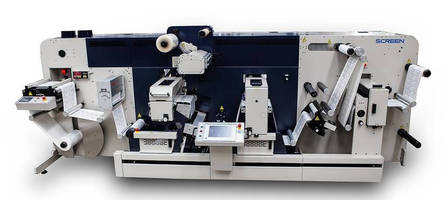 Digital Label Finishing Line delivers full, high-speed operation.