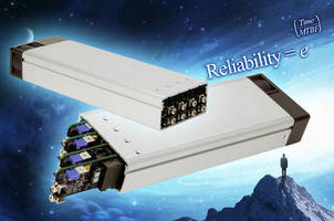 Power Supplies can be used in semiconductor manufacturing.