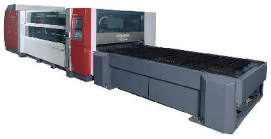 MC Machinery Systems to Debut Latest in Fiber Lasers and Large Press Brake at FABTECH 2014