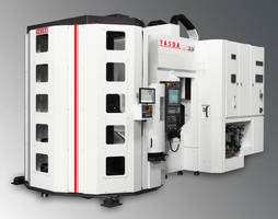 Methods Machine Tools and Yasda Unveil High Precision, 5-Axis Machining Center