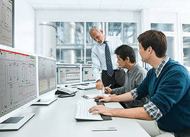 Process Control System benefits configuration engineers.