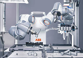 ABB Unveils the Future of Human-robot Collaboration: YuMi®
