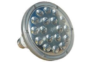 IP67 Waterproof LED Bulb operates on 347-480 Vac.