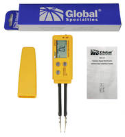 Handheld Tweezer Meters are sized for one-hand operation on SMDs.