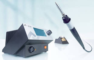 Industrial 80 W Soldering Station supports continuous operation.