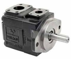 Vane Pumps and Motors serve high-pressure applications.