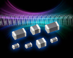Chip Bead Inductors offer current ratings up to 7.5 A.