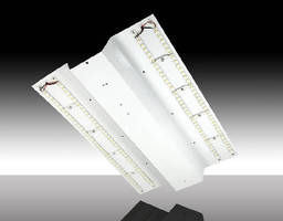 Retrofit Kits upgrade fluorescent luminaires to LED.