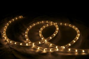 Custom-Cut LED Rope Lights are UL listed.