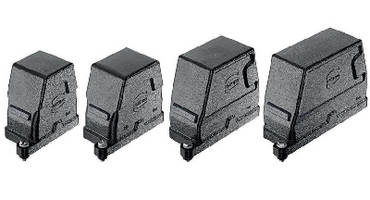 Power Connectors feature RFID-equipped housings.