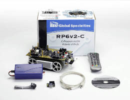Robotic Vehicle Kit targets educational applications.