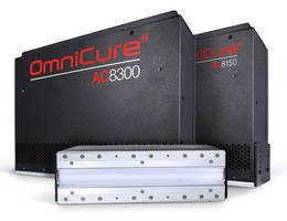 UV LED Curing Systems produce consistent and reliable results.