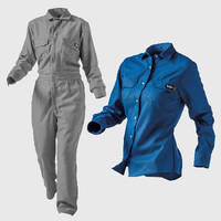Flame-Resistant Garments are designed exclusively for women.