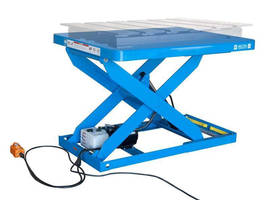 Scissor Lift Platforms enable ergonomic welding table positioning.