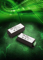 AC-DC Power Supplies feature low no-load power consumption.