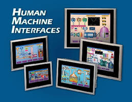 Human Machine Interfaces come in 4 sizes.
