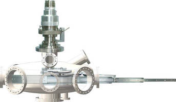 Space-Efficient Radial Transfer Arm serves vacuum applications.