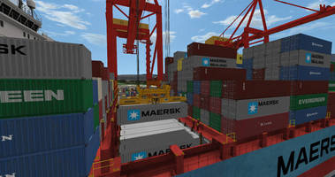 FACT Operators to Train on Vortex Simulators Ahead of STS Crane Deployment