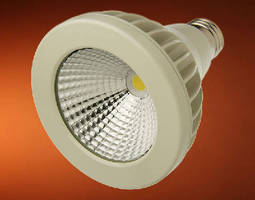 PAR30 LED Bulbs replace up to 60 W halogen bulbs.