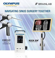 Olympus Partners with Brainlab as Exclusive Distributor for ENT Products in U.S. Market