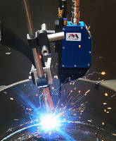 Smart Laser Sensor supports robotic arc welding applications.