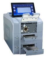 Test System measures water vapor transmission rate.
