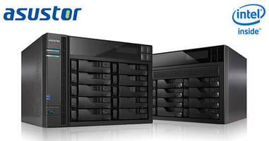 NAS Servers suit enterprise and multimedia applications.
