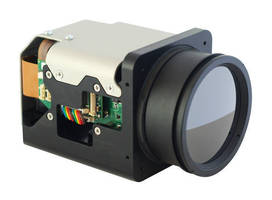 LWIR Lightweight Chassis Camera offers continuous zoom and DSP.