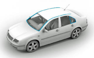Injection Molding Compounds target automotive window seals.