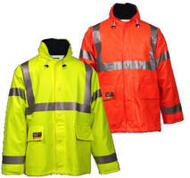 Safety Suit offers wearers comfort and four forms of protection.