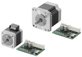 Stepper Motor/Driver Packages achieve optimal application results.