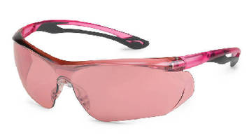 Safety Glasses target women in workforce.