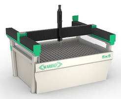 Waterjet Cutting System comes in kit form.