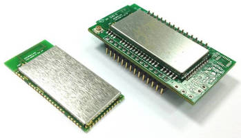 Audio Device Bluetooth Module allows music streaming up to 650 ft.