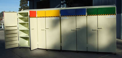 Custom Cabinets can be built to industrial, defense requirements.