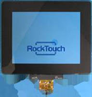 Black Multi-Touch Panels integrate COF tail.