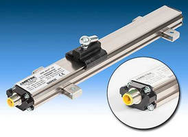 Linear Displacement Transducer has rugged, durable design.