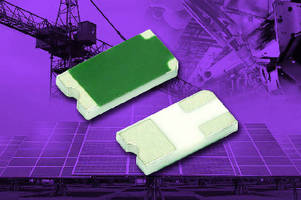 Resistor Divider Network comes in surface mount 1206 format.