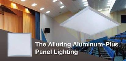 LED Panel Light distributes light without glare.
