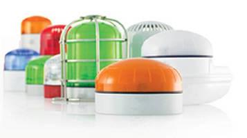 Audible/Visual Alarms provide multi-function signaling.