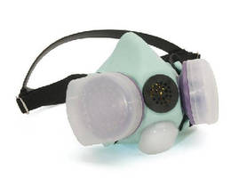 Half Mask Respirator protects against airborne illnesses.