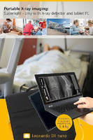 X-Ray System features lightweight portable design.
