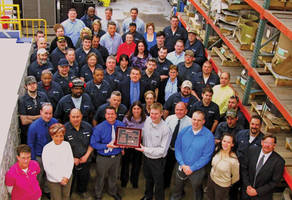 SPIROL Achieves Gold Level Status in Caterpillar Supplier Quality Excellence Process
